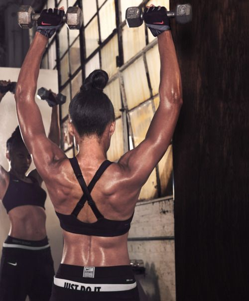 those back muscles
