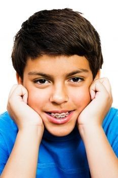 Average Cost of Braces If your child is very conscious about laughing in the company of others, because of crooked teeth. He or she may be in need of braces for the crooked teeth, but on the other hand, you think, the average cost of braces is exorbitant.