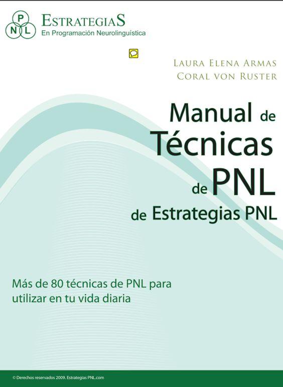 Manual de Técnicas y Estrategias PNL, PDF