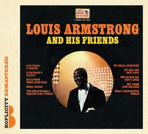 Louis Armstrong - Louis Armstrong And His Friends