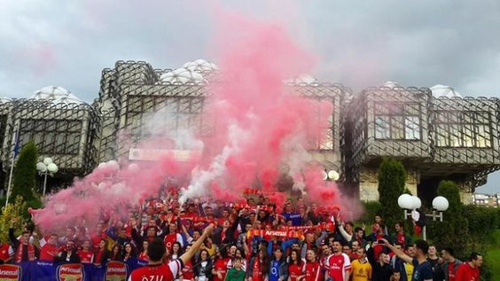 Arsenal Kosova Supporters Club
