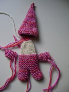 Gnome Hat Knitting Pattern Free : Simply Playing: Free Pocket Gnome Knitting Pattern Laine ...