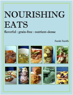 A $5 Grain-Free e-cookbook - Nourishing Eats by Nourished and Nurtured
