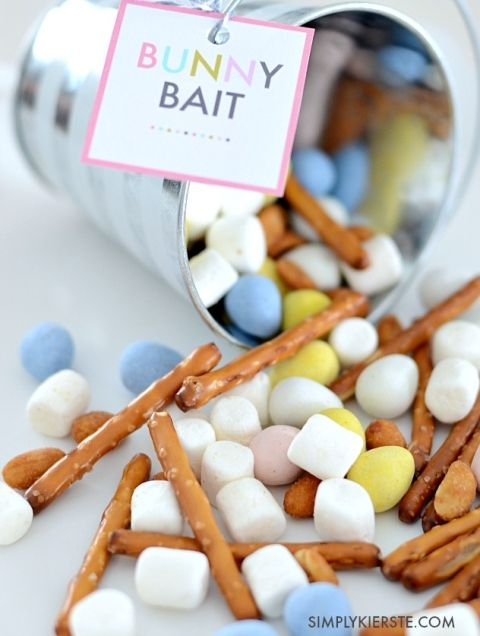 Bunny Bait Trail Mix   simplykierste.com