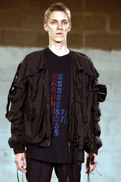 Raf Simons | SS 2003 | Consumed