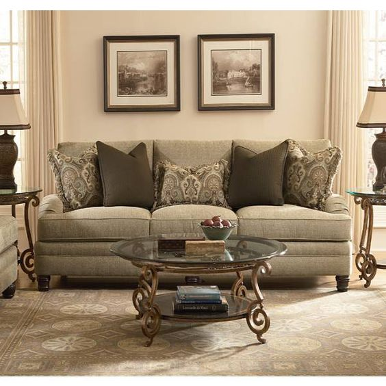Tarleton Sofa Bernhardt Star Furniture Houston TX