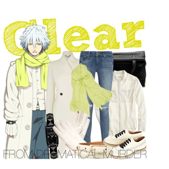 I Love it *o*____[DRAMAtical Murder] Clear, created by animangacouture on Polyvore_