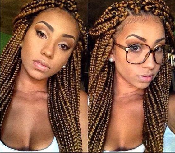 Enjoyable Protective Styles Winter And Style On Pinterest Short Hairstyles For Black Women Fulllsitofus