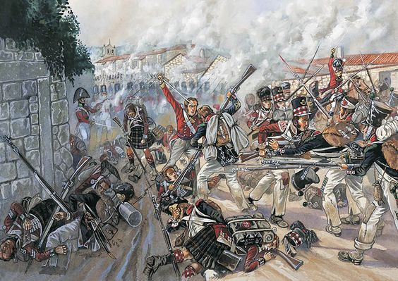 Sharpe's Battle: Richard Sharpe and the Battle of Fuentes de Onoro, May 1811 Summary & Study Guide