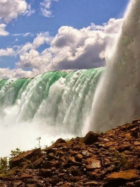 The Niagara Falls beauty,USA