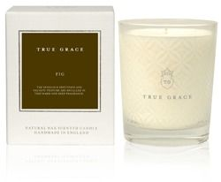 True Grace Village classic Fig candle  Retail Price £20.00