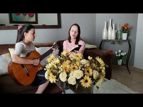 Ester Delgado E Mirelle Hino 78 Hinario 5 Youtube Com Imagens