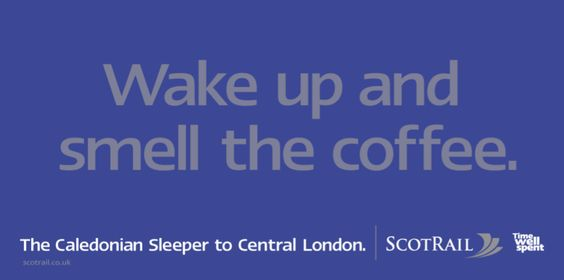 ScotRail/Caledonian Sleeper. It makes a lot of sense to arrive in the centre of London, fresh and ready for work, avoiding the red-eye flight in the morning.