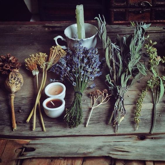 Herbal Amulets
