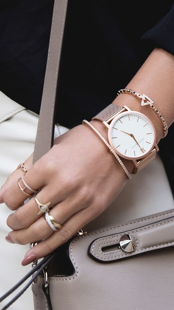 idea regalo original cumpleaños mujer reloj Pulseras de moda