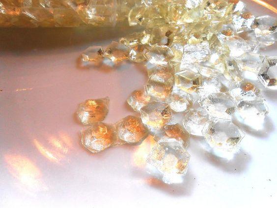 30 APRIL Birthstone, Candy Gems, Sea Glass, Edible Gems, Diamonds, Sugar Gems, All Colors