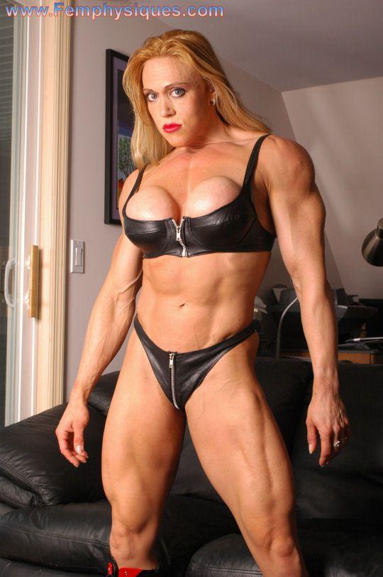 Muscular Women In The World 114