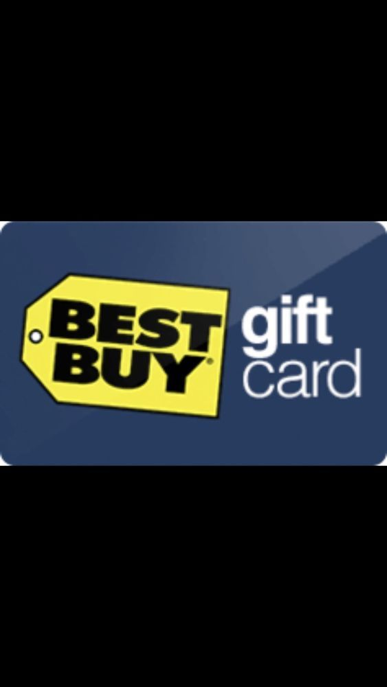 Best Buy Gift Card 50 Discounted Ebay Buy Gift Cards Gift Card Sale Cool Things To Buy