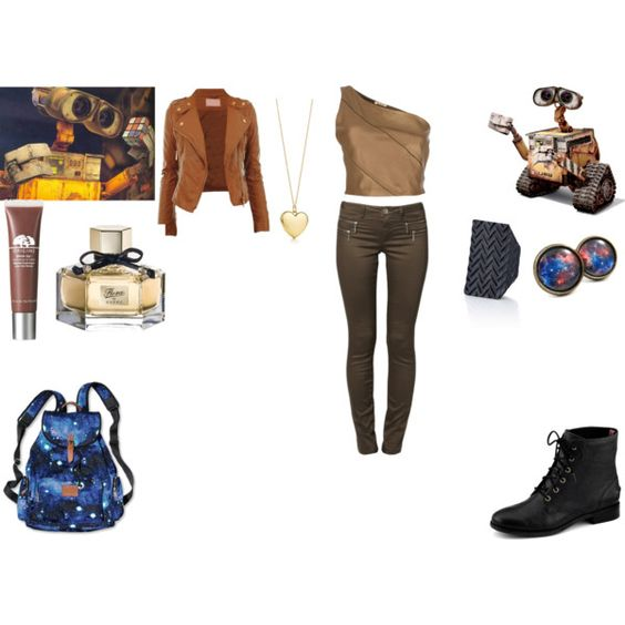 """Wall-E"" by mckenzie-mh on Polyvore"
