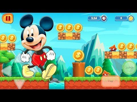 Mickey Mouse En Español Latino Youtube Juegos Para Niños Pequeños Juegos De Mickey Mouse Mickey
