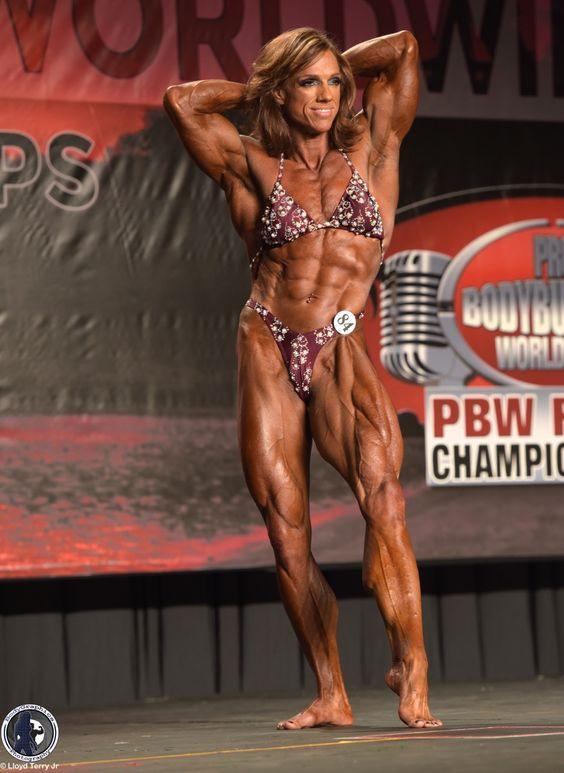 IFBB Pro Sheila Bleck, Women's Bodybuilding Photography