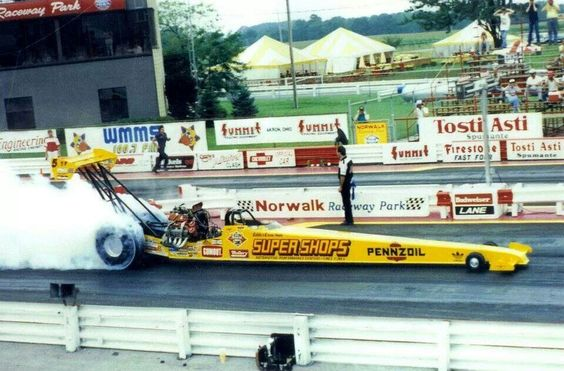 Back when NHRA was interesting.