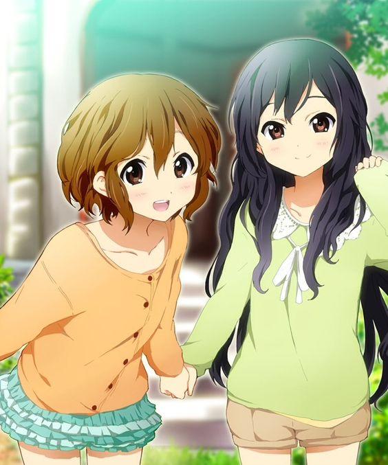Anime  Friends Forever