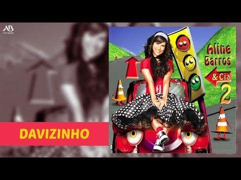 Dvd Aline Barros Cia 2 Davizinho Youtube Louvor Infantil Dvd