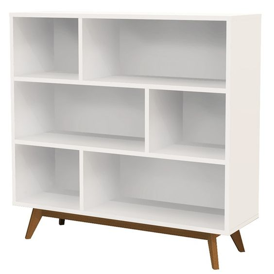 bess white scandinavian style bookcase scandinavian design 2015 pinterest retro. Black Bedroom Furniture Sets. Home Design Ideas