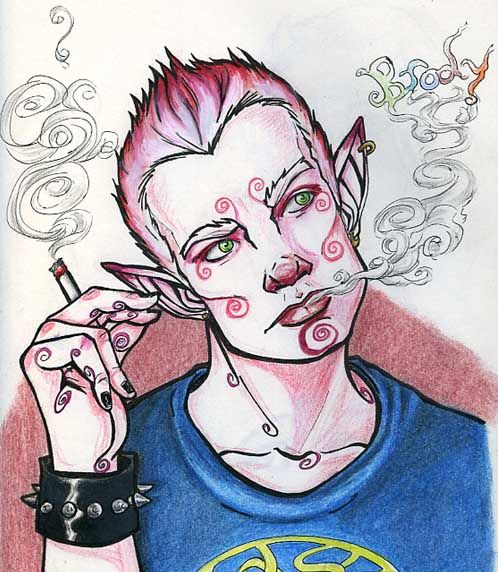The Brodenheimer By Nibblekat On Deviantart Changeling Character Design Character Inspiration
