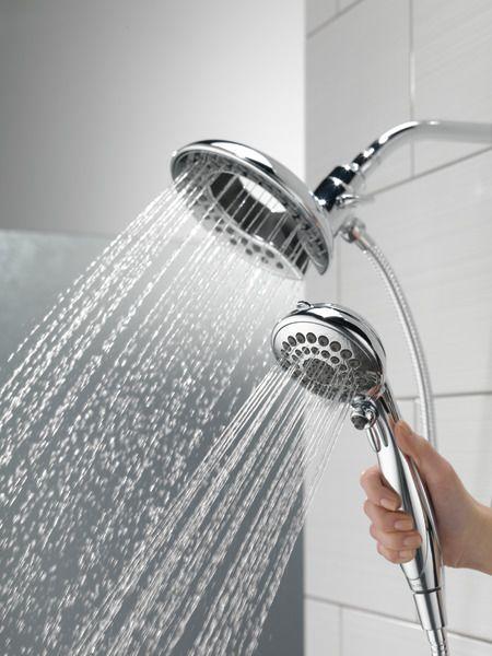 58569 Pk Shower Head Reviews Shower Heads Delta Shower Heads