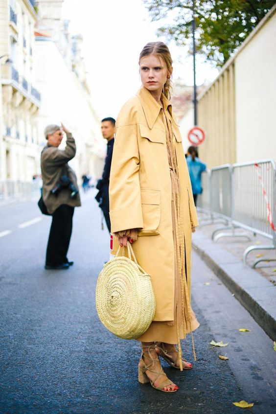 The Best of PFW Street Style SS18 | via Man Repeller