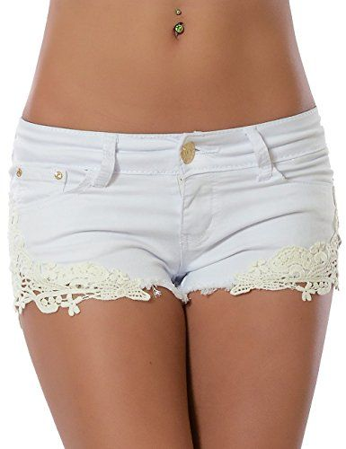 Damen Jeans Shorts Hotpants (weitere Farben) No 13840 :http://infosbnp.de/produkt/damen-jeans-shorts-hotpants-weitere-farben-no-13840/