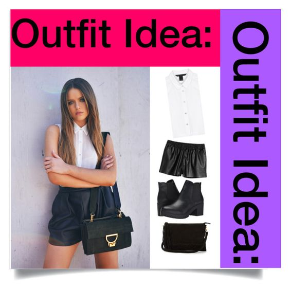 """Outfit idea"" by fashionfordays21 ❤ liked on Polyvore"