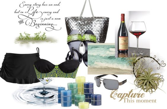 Capture The Moment, created by sdilando on Polyvore