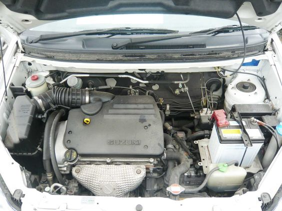 2002 Suzuki Aerio Used Engine Description Gas 20 4 Rhpinterestcouk: Starter Location On 2003 Suzuki Aerio Liana At Elf-jo.com