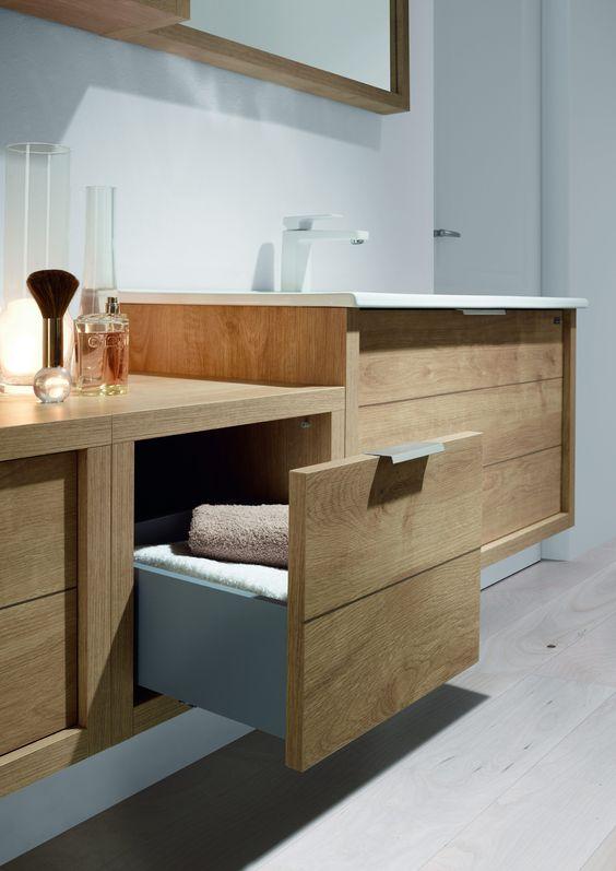 Meuble de salle de bains trentino allibert belgique for Salle de bain belgique