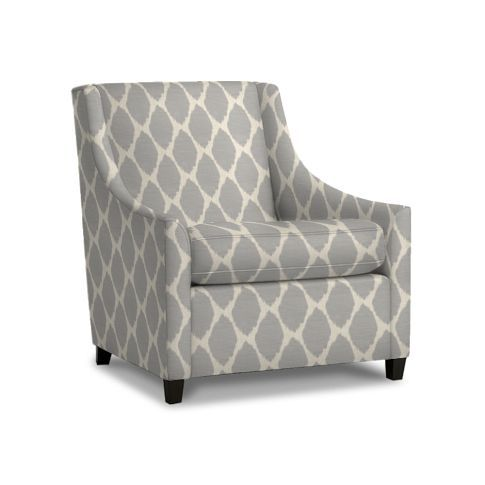 Sweep Upholstered Armchair | west elm