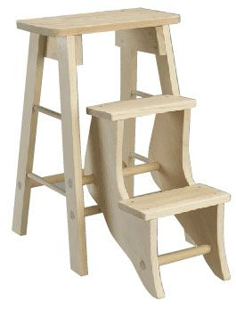 Stools Step Stools And The Cabinet On Pinterest