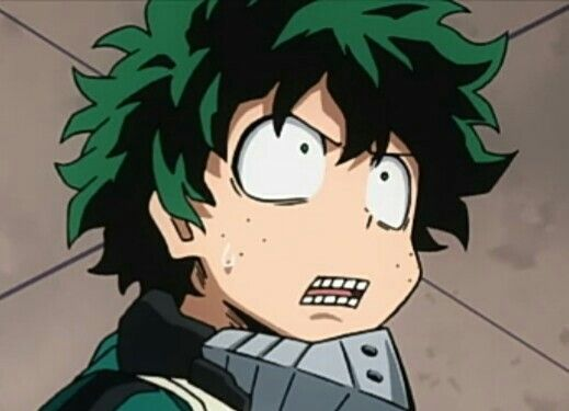 Mood Xd Anime Expressions My Hero Academia Anime