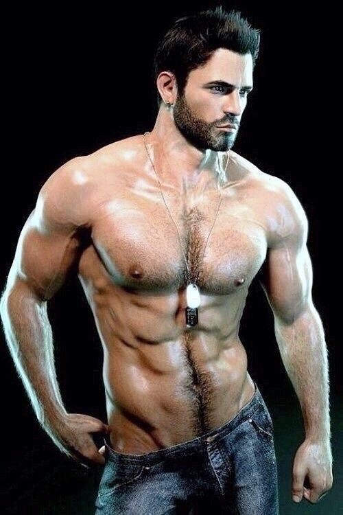 Pin On Beautiful Men Hairy