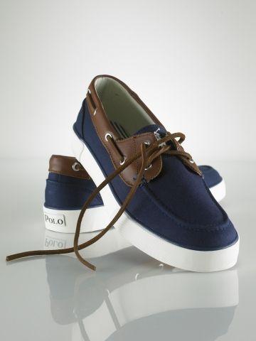 Rylander Canvas Boat Shoe