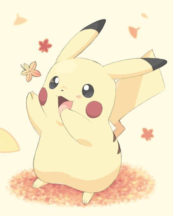 Marca mi infancia, y Pikachu es muy fuerte