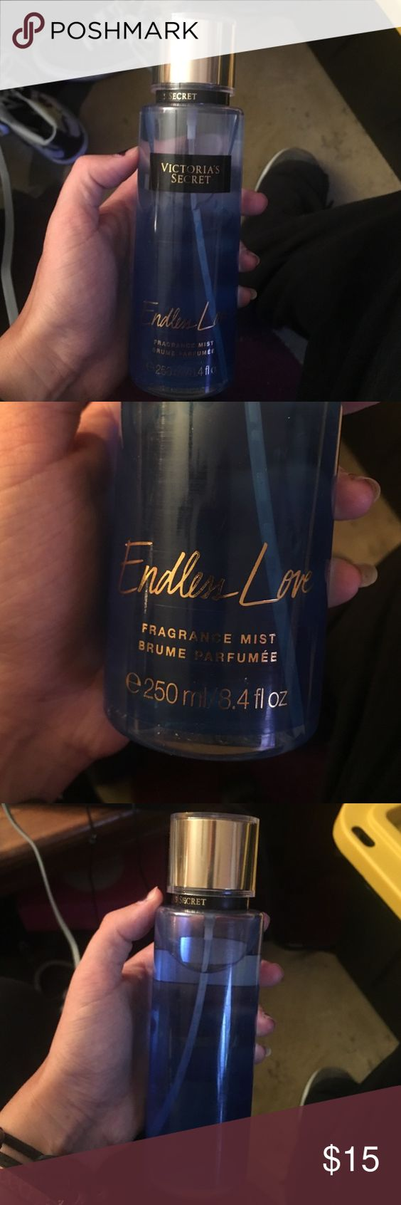 Victoria's Secret New 8.4 oz Endless Love mist This is a new never used Victoria's Secret classic fragrance must in Endless Love. Victoria's Secret Other