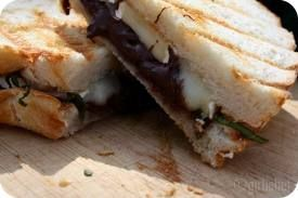 "Choconini Sandwich with ""Xocai Healthy Chocolate""  recipe - Foodista.com"