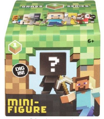 Minecraft Mini FigureDeal - only  $2.97 each! Great gift idea--->
