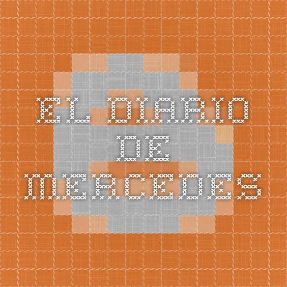 El diario de Mercedes