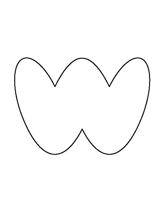 ... bubble letters templates letter w the o jays letters bubbles patterns