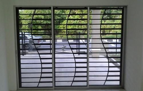 Image Result For Windows Styles In Rectangle For Hall Of Iron With Security Purpose Sim Window Grill Design Home Window Grill Design Window Grill Design Modern