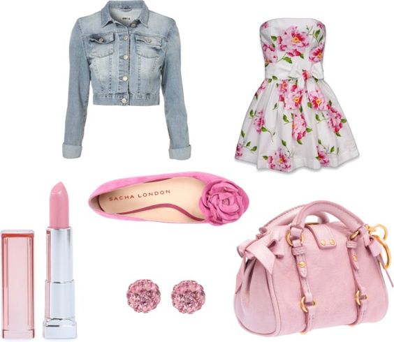 Summer3, created by adrineenee on Polyvore
